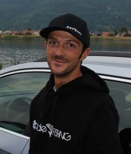 Alex Schütte, 33 Jahre, Gründer, Biologe & leidenschaftlicher Fischer